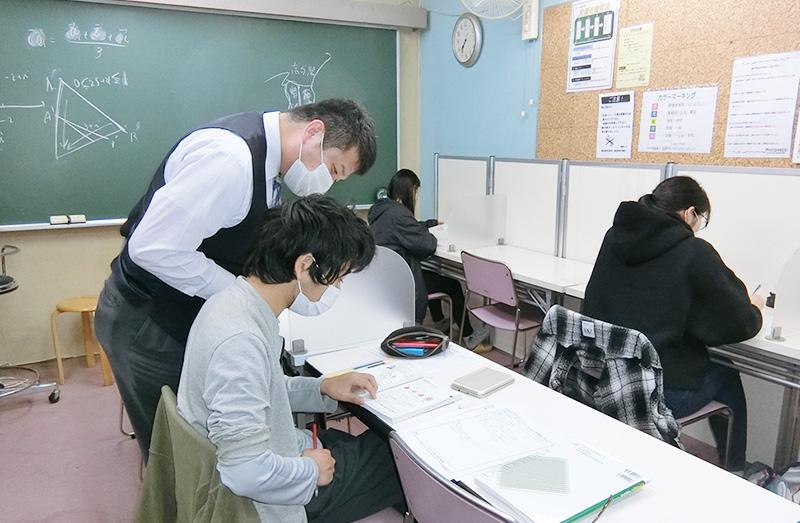 ハシケンHASHIKENの中学生コースは一生もの
